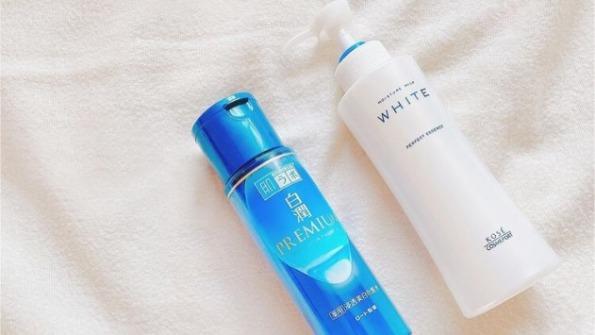 美白目的の化粧水